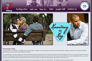 KIARO Computer Solutions Web Development client promo site Knowing Is Key